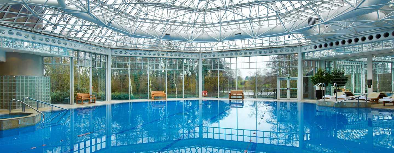 Hilton Birmingham Metropole, Großbritannien - Swimmingpool