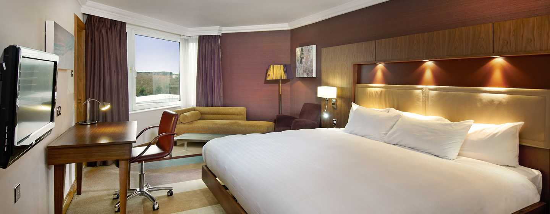 Hilton Birmingham Metropole, Großbritannien - Penthouse Suite
