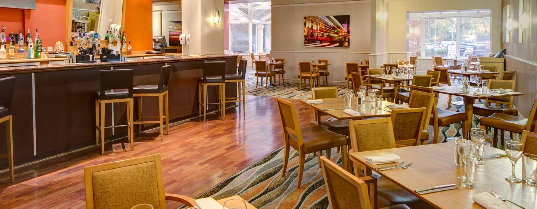 "Hilton Birmingham Metropole, Großbritannien - Restaurant & Bar ""Millers"""