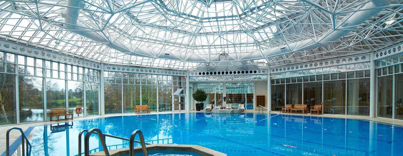 Hilton Birmingham Metropole, Großbritannien - Beheizter Innenpool