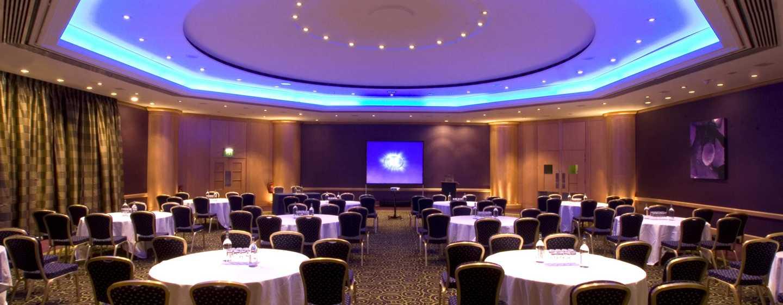 """Hilton Birmingham Metropole, Großbritannien - Veranstaltungsraum """"Monarch Suite"""