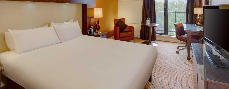 Hilton Birmingham Metropole, Großbritannien - Deluxe Zimmer