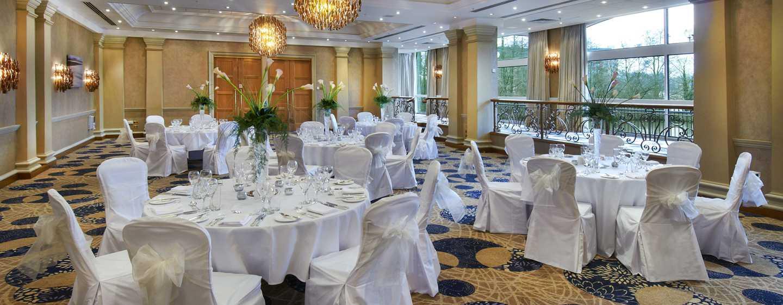 """Hilton Birmingham Metropole, Großbritannien - Veranstaltungsraum """"Terrace"""