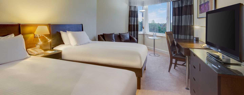 Hilton Birmingham Metropole, Großbritannien - Executive Zweibettzimmer