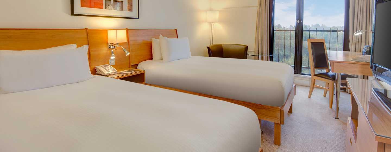 Hilton Birmingham Metropole, Großbritannien - Zweibettzimmer
