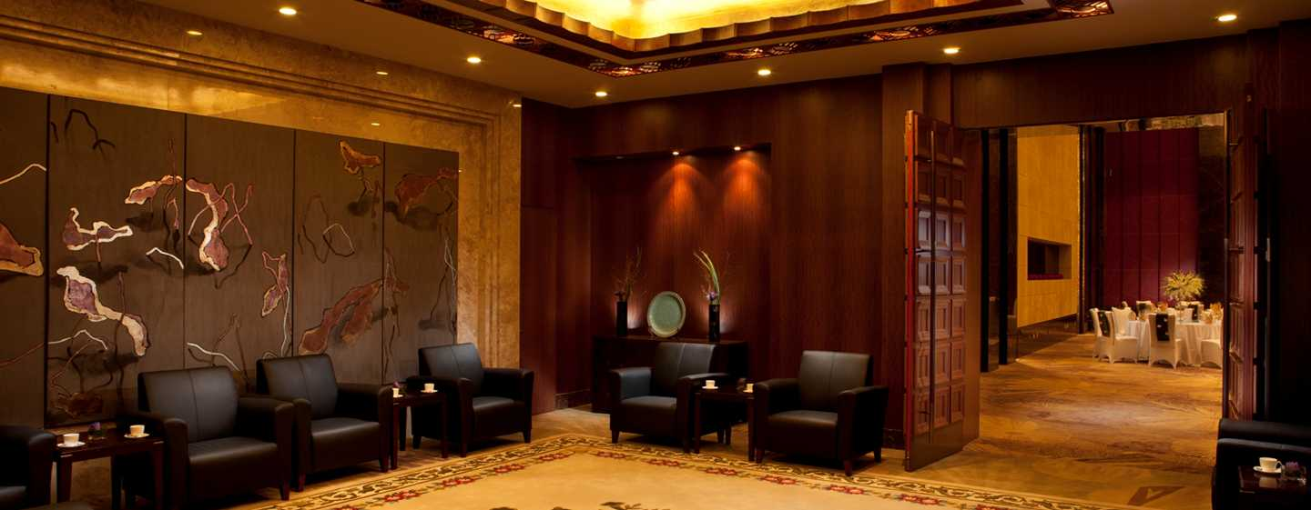 Hilton Beijing Capital Airport, China – VIP-Zimmer