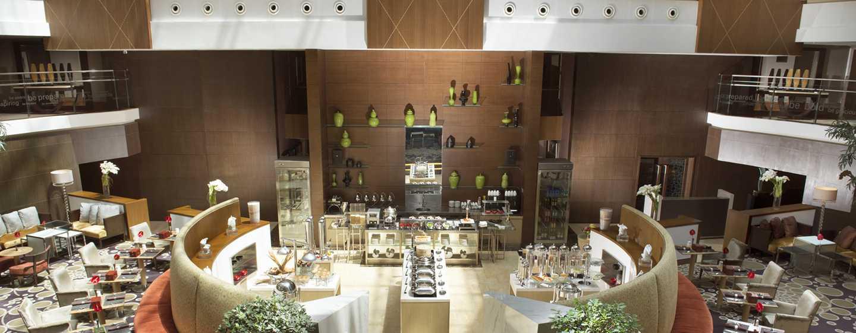 Hilton Beijing, China – Executive Lounge