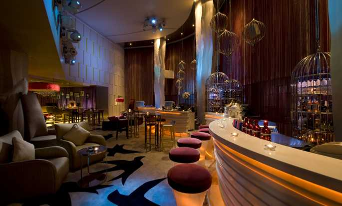 Hilton Beijing, China – Zeta Bar