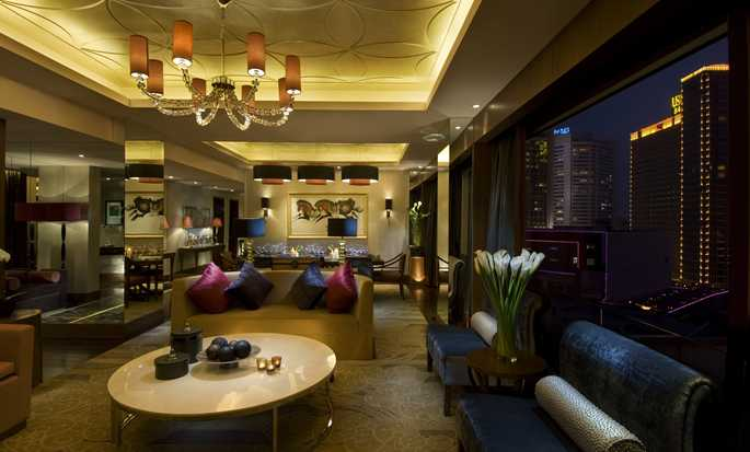 Hilton Beijing, China – Chairman Suite
