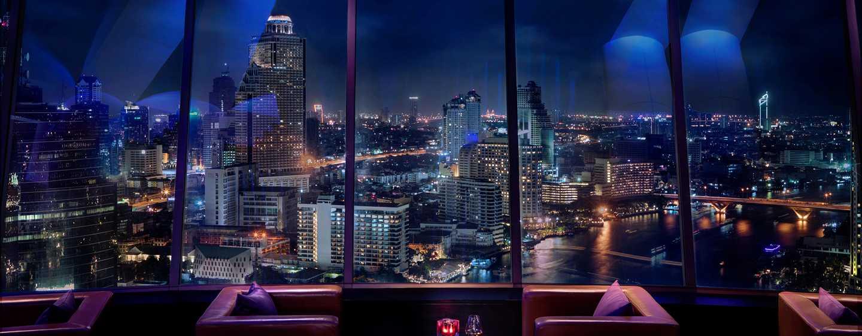 Millennium Hilton Bangkok, Thailand - ThreeSixty Jazz Lounge