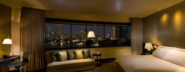 Millennium Hilton Bangkok, Thailand - Deluxe Plus King