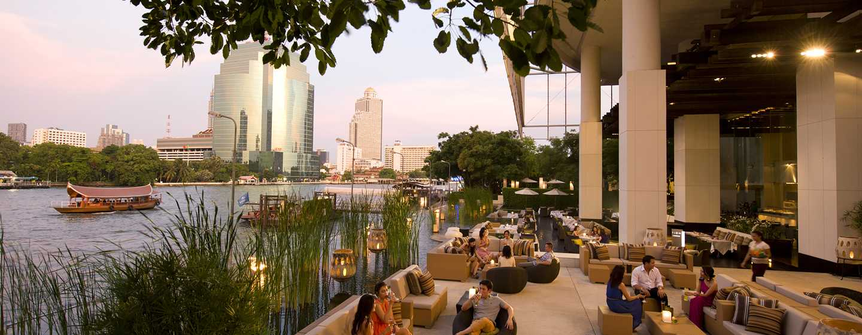Millennium Hilton Bangkok, Thailand - Flow Terrace