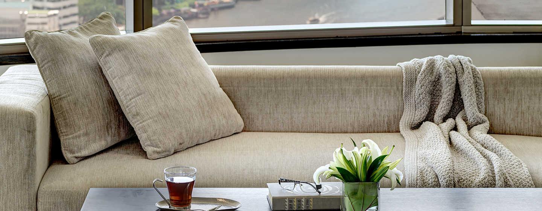 Millennium Hilton Bangkok, Thailand - Executive Lounge Access