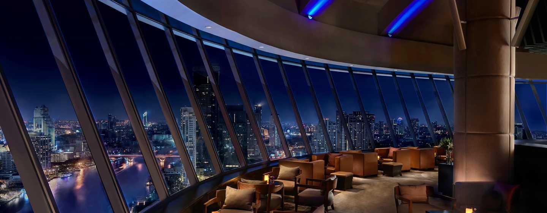 Millennium Hilton Bangkok, Thailand - Three Sixty Jazz Lounge