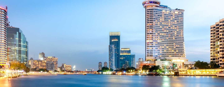 Millennium Hilton Bangkok, Thailand - Hotel Exterior