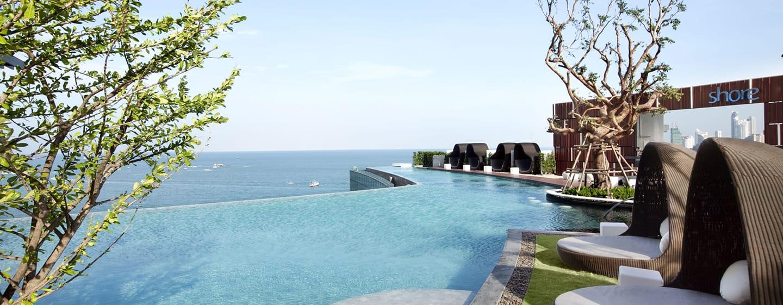 Hilton Pattaya Hotel, Thailand– Infinity Pool