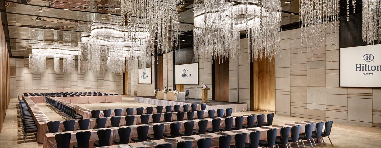 Hilton Pattaya Hotel, Thailand – Ballsaal Seaboard, Meeting