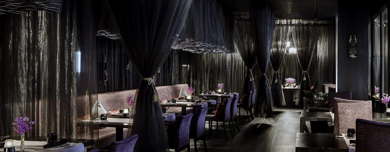 Hilton Pattaya Hotel, Thailand– Restaurant Flare