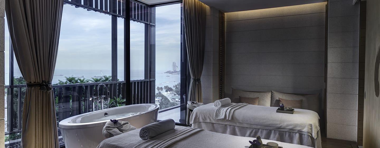 Hilton Pattaya Hotel, Thailand – Kosmetikraum im Spa