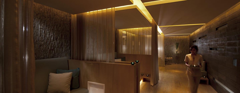 Hilton Pattaya Hotel, Thailand– Spa Salon