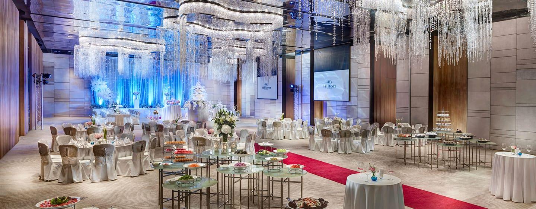 Hilton Pattaya Hotel, Thailand – Ballsaal Seaboard, Hochzeit
