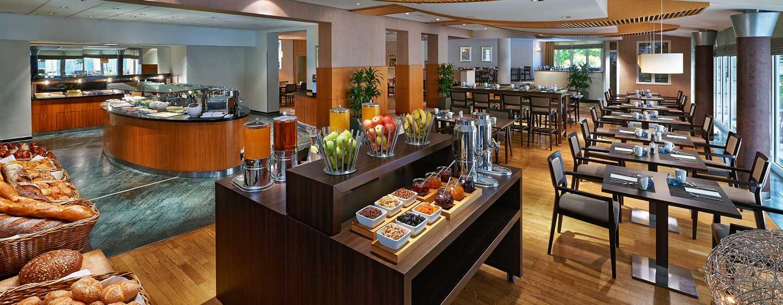 Hilton Bonn - The Grill - Frühstück