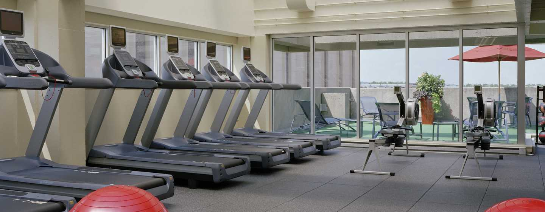 Hilton Boston Back Bay Hotel, USA– Fitnesscenter
