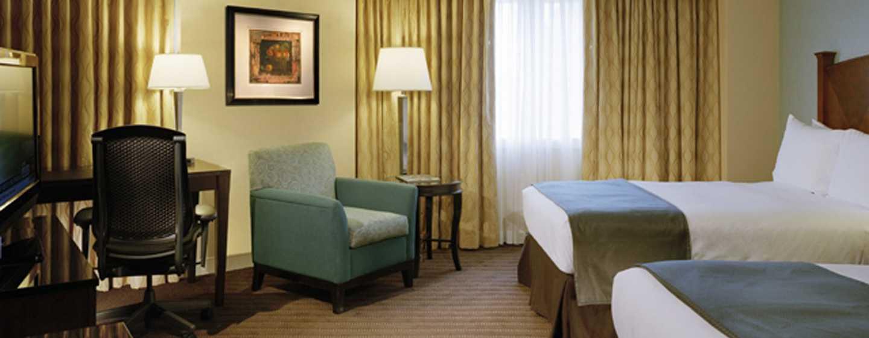 Hilton Boston Back Bay Hotel, USA– Zweibettzimmer