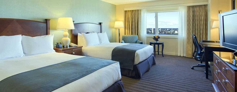 Hilton Boston Back Bay Hotel, USA– Zimmer mit zwei Doppelbetten