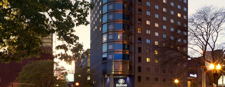 Hilton Boston Back Bay Hotel, USA– Außenbereich des Hotels