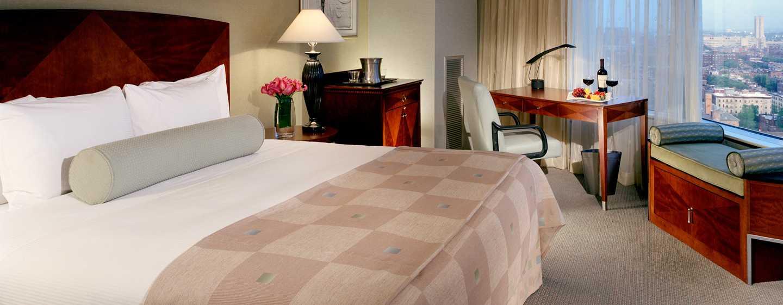 Hilton Boston Back Bay Hotel, USA– Zimmer
