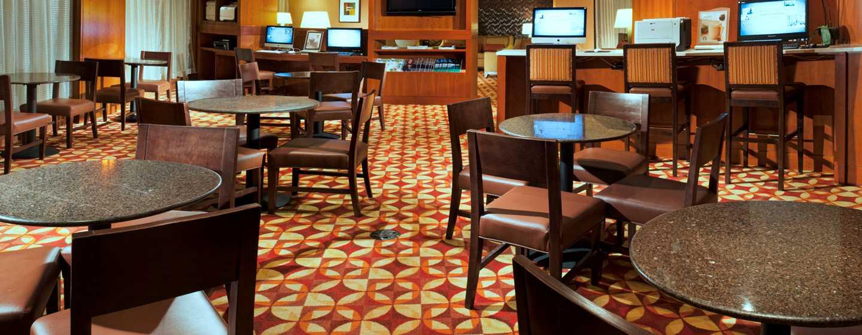 Hilton Boston Back Bay Hotel, USA– Lobby