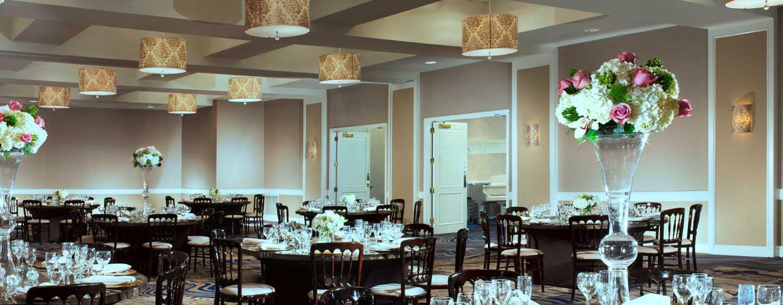 Hilton Boston Back Bay Hotel, USA– Meetingraum