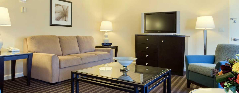 Hilton Boston Back Bay Hotel, USA– Parlour Suite