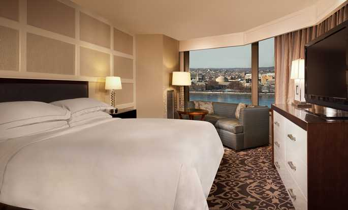 Hilton Boston Back Bay Hotel, USA – Zimmer