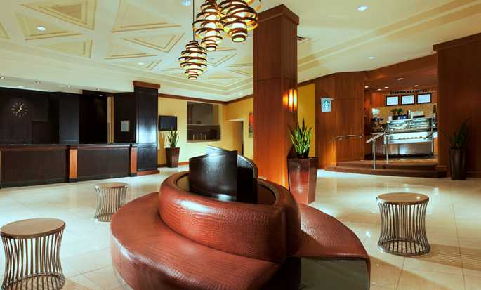 Hilton Boston Back Bay Hotel, USA – Lobby