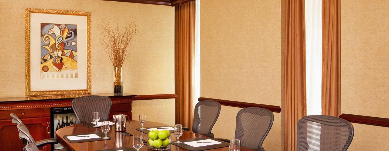 Hilton Boston Downtown/Faneuil Hall Hotel, USA– Boardroom