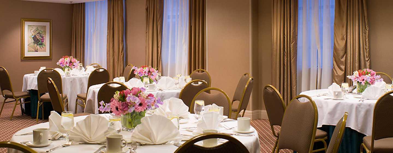 Hilton Boston Downtown/Faneuil Hall Hotel, USA– Meetingraum Kilby