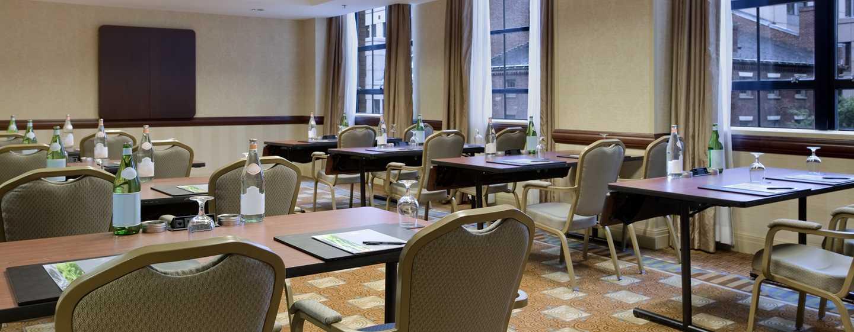 Hilton Boston Downtown/Faneuil Hall Hotel, USA– Meetingraum Olive