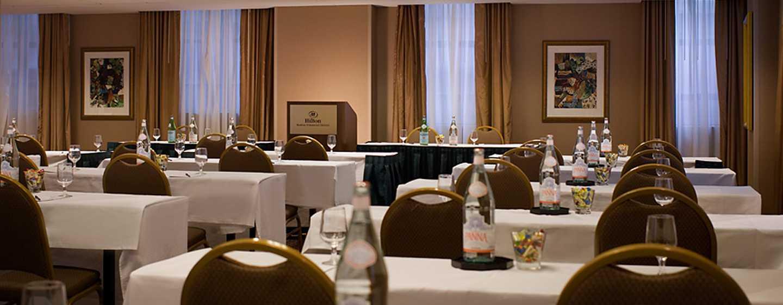 Hilton Boston Downtown/Faneuil Hall Hotel, USA– Meetingraum Washington