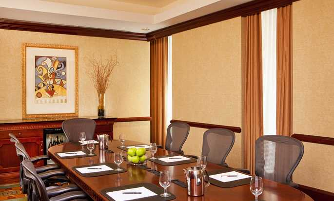Hilton Boston Downtown/Faneuil Hall Hotel, USA – Meetingraum