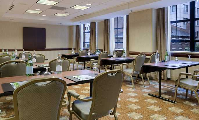 Hilton Boston Downtown/Faneuil Hall Hotel, USA – Meetingraum Olive