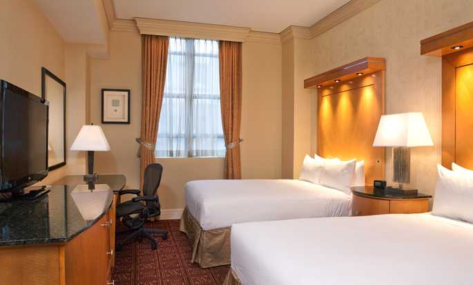 Hilton Boston Downtown/Faneuil Hall Hotel, USA – Standard Doppelzimmer