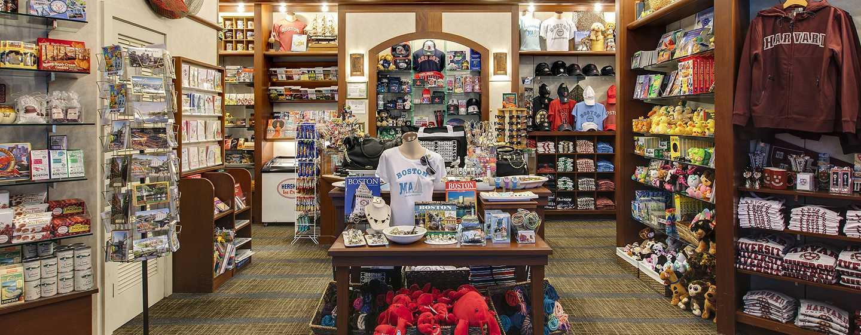 Hilton Boston Logan Airport Hotel, USA– Geschenkeladen