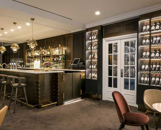 Hilton Brussels Grand Place, Belgien – Bar