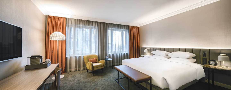 Hilton Brussels Grand Place Hotel, Belgien– Executive Zimmer
