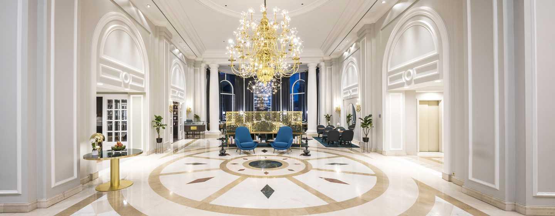 Hilton Brussels Grand Place Hotel, Belgien– Lobby