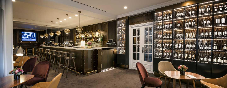 Hilton Brussels Grand Place Hotel, Belgien– Bar Sentro