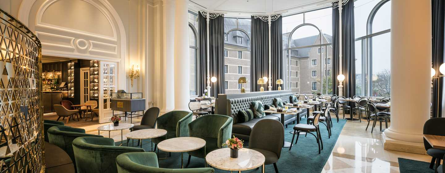 Hilton Brussels Grand Place Hotel, Belgien– Sentro Lounge and More