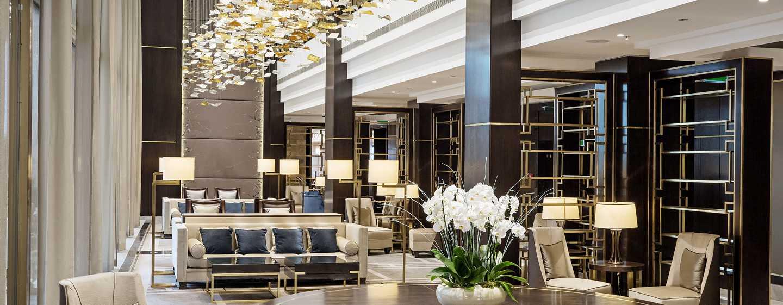 Hilton Budapest Hotel, Ungarn– Lobby Lounge